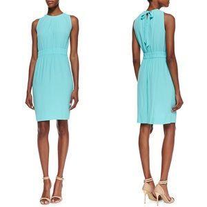 Kate Spade Carlie Sleeveless Giverny Blue Dress, 6